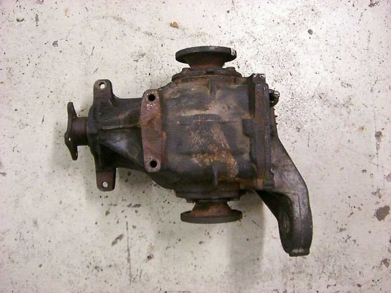 Differential 4,10 Typ 168