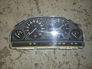 Ki Kombiinstrument Tacho 55L mit Uhr