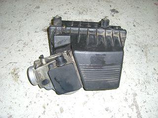 LMM M40 Luftmassenmesser 4 Zylinder inkl. Luftfilterkasten