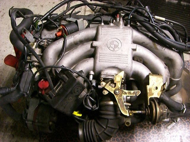 320i Motor EZ85 VFL 152.000km Motor+Getriebe