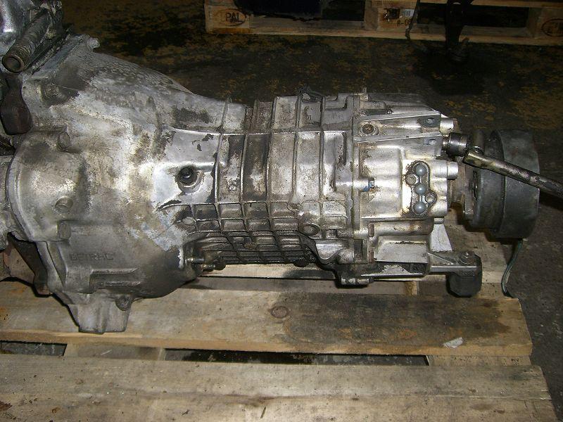 325i Getriebe
