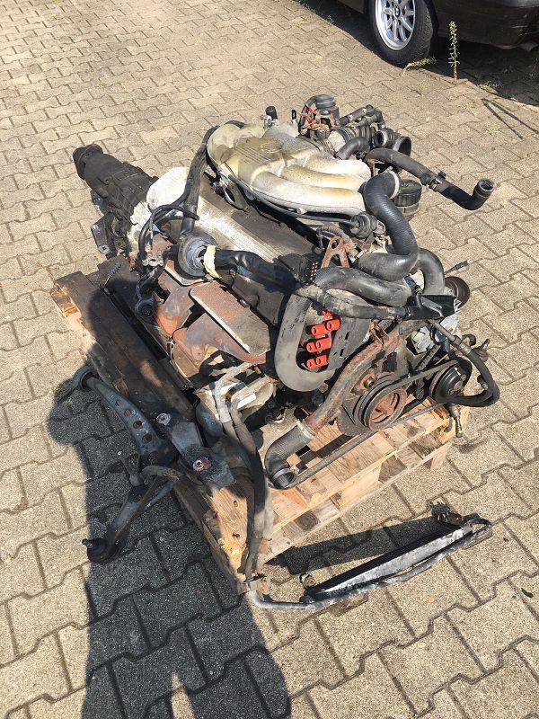325ix Motor Automatik Getriebe mit Sportprogramm