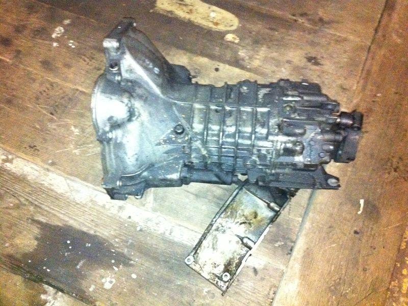 318i 316i M10 Getriebe