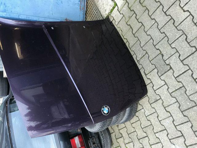 Motorhaube daytonviolett metallic
