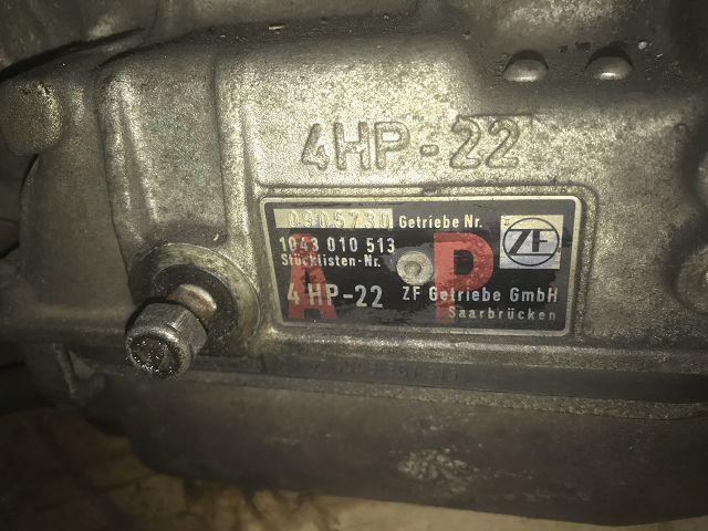 325i ZF Automatikgetriebe eh Getriebe 4HP22 Sport