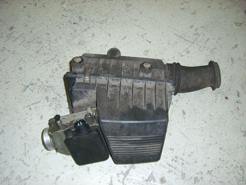 320i 6 Zylinder Luftmengenmesser + Luftfilterkasten LMM