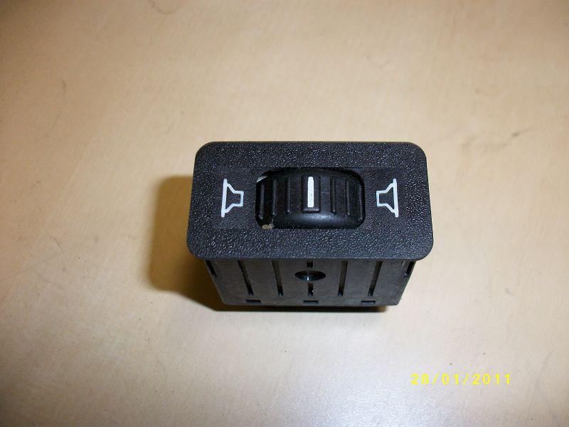 Schalter Lautsprecherregelung