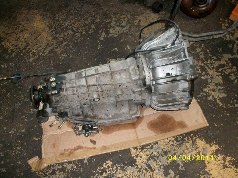 ZF Automatikgetriebe 4 HP-22