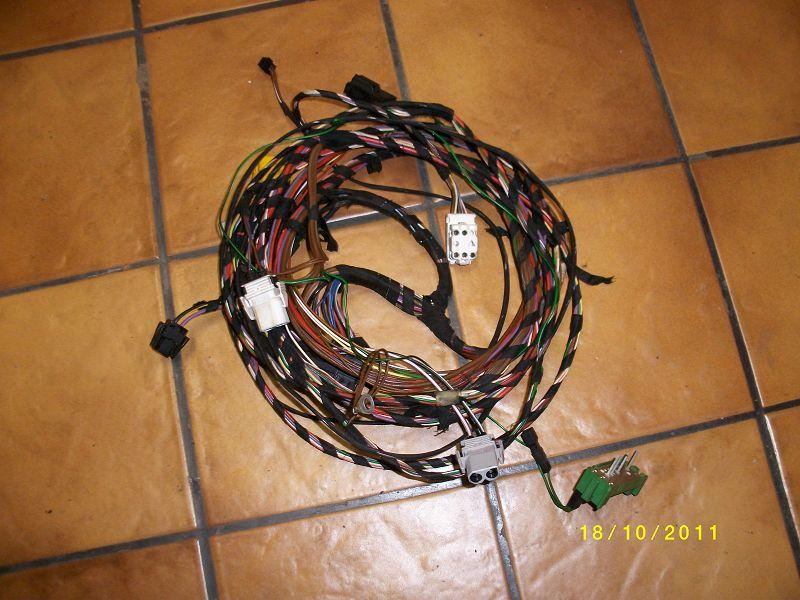 Cabrio Kabelbaum elektrisches Verdeck