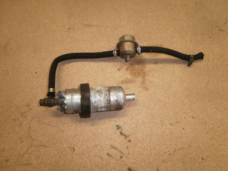 Benzinpumpe VFL außenliegend