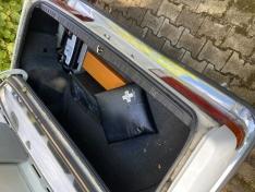 325i VFL alpinweiß Survivor ungeschweißt