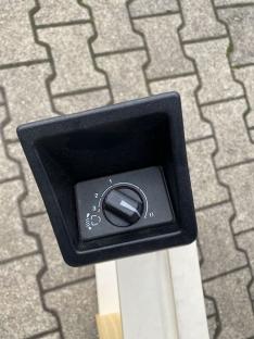 Schalter Regler Leuchtweitenregulierung LWR 1394250