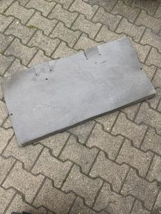 Verkleidung Kofferaum Trennwand Rücksitzbank
